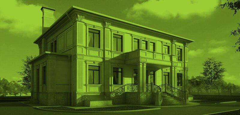 Архитектура жилая