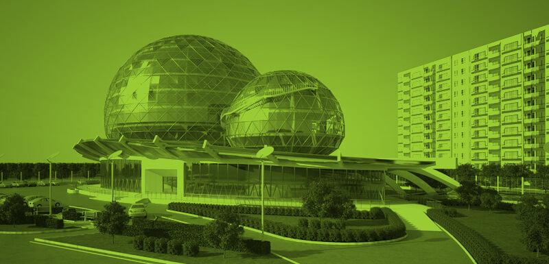 Архитектура общественная